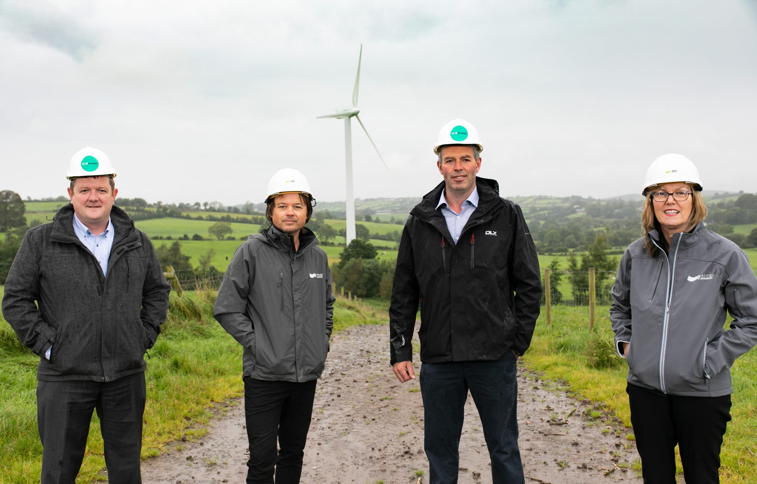 3T Power supplies The Giants of Belting with green electricity