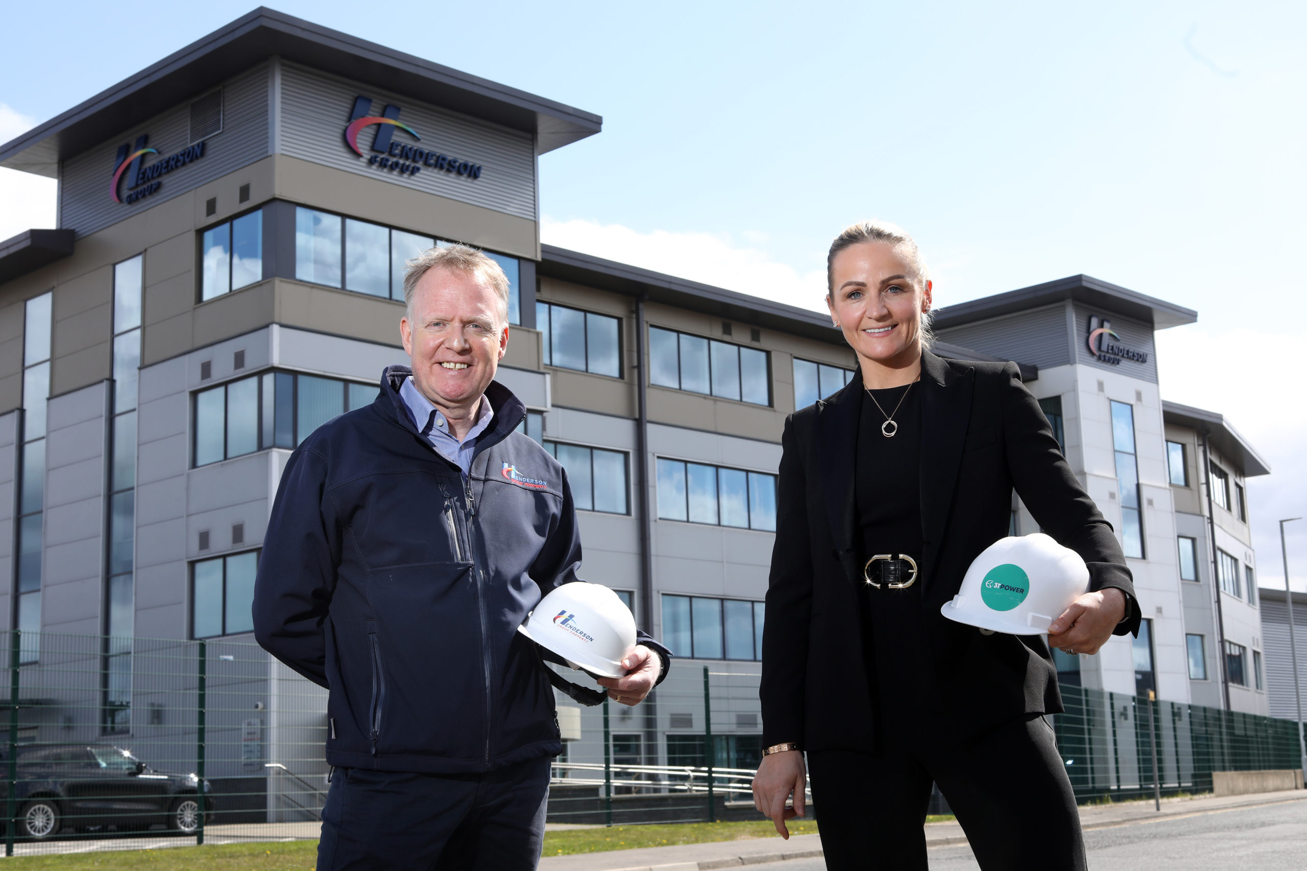 3T Power delivers 100% renewable electricity generated in Northern Ireland for Henderson Group